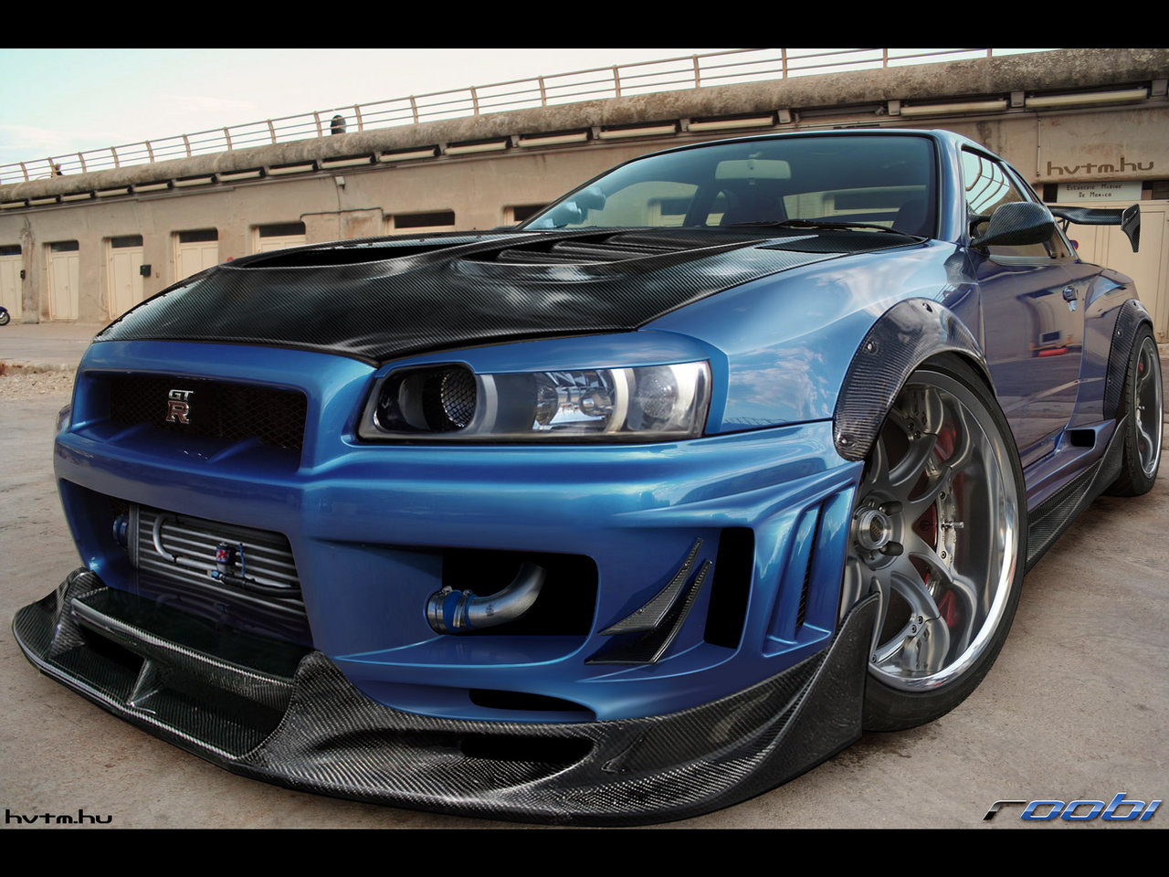 Nissan Skyline Pictures Car Modification 2011