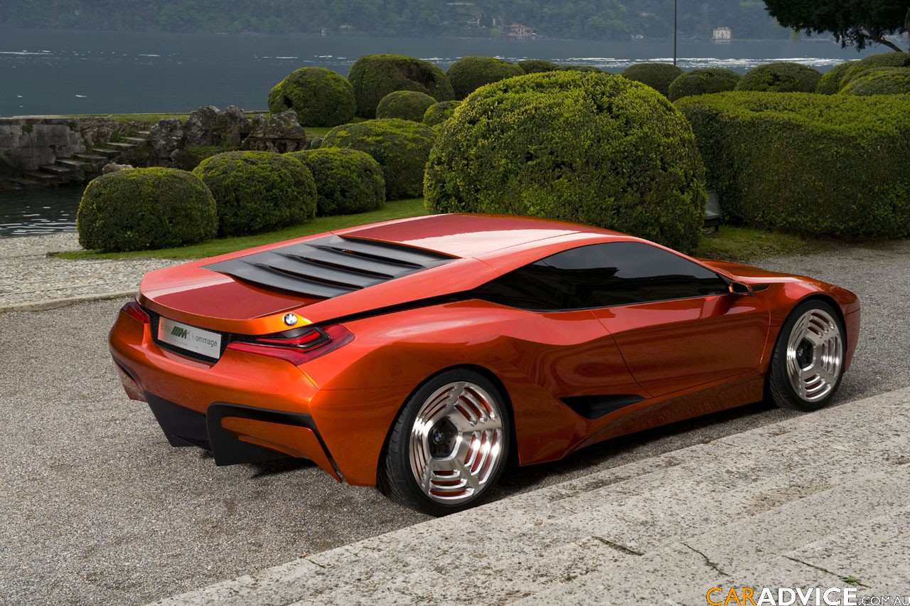 bmw m1homage hi 08 BMW M Series. BMW M Series. Posted by Admin at 5:34 AM