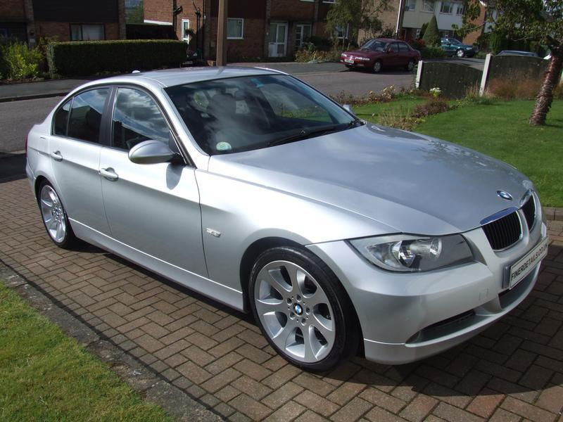 Bmw E90 320d Auto Cars New
