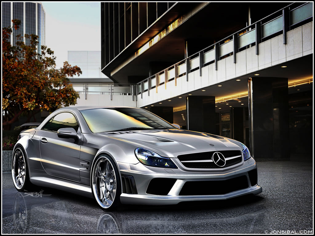 Mercedes benz sl65 amg wallpapers for 2009 mercedes benz sl65 amg