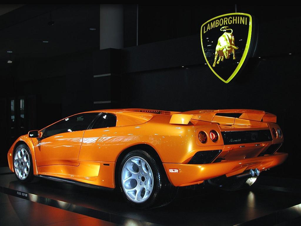 Lamborghini Diablo - Auto Car
