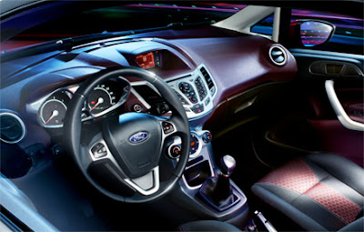 Ford Fiesta 2011 Interior
