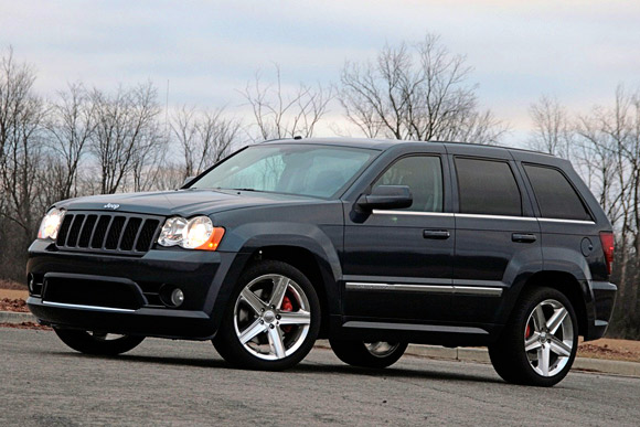 Jeep SRT8 Wallpaper