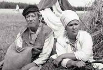 Экранизация книги, Мележ, Люди на болоте, кадр из фильма, белорусское кино, режиссер, Виктор Туров