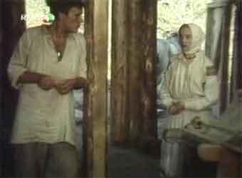 Кино БССР, фильм Полесская хроника, Люди на болоте, Людзі на балоце, 1981, Дыхание грозы, Подых навальніцы, 1982