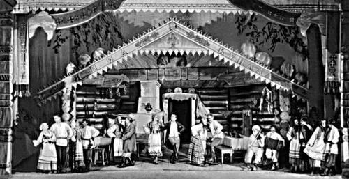 Павлинка (пьеса) — Википедия