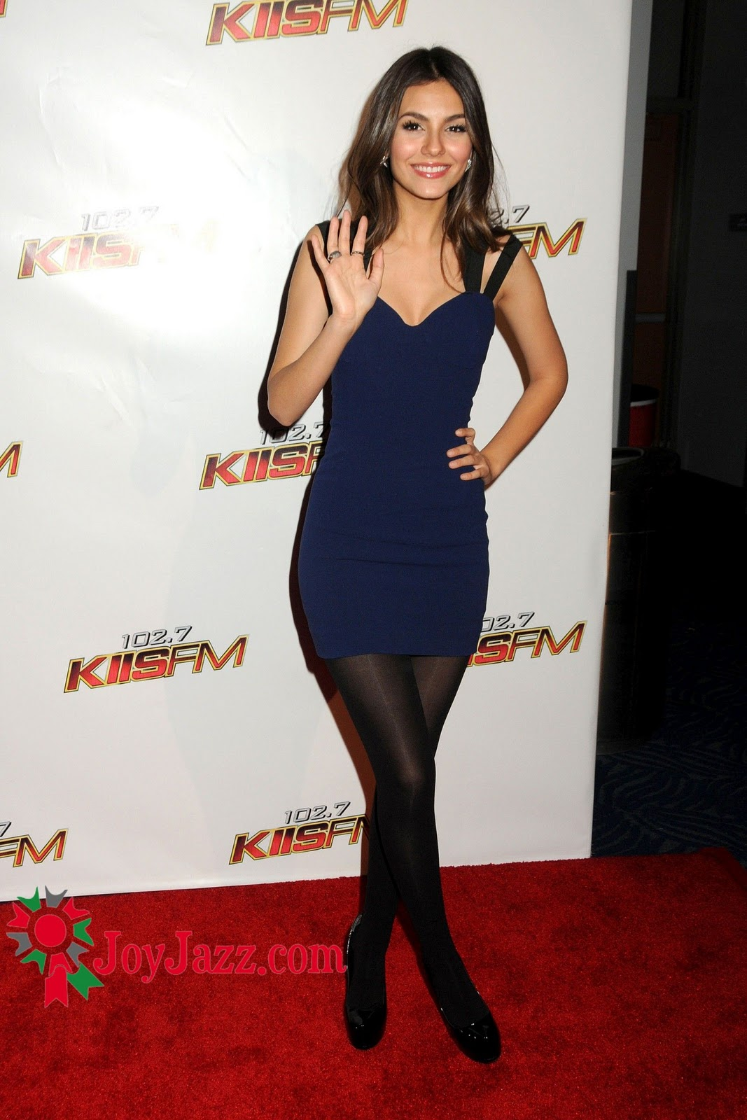 hot and spicy victoria justice � kiis fm�s jingle ball