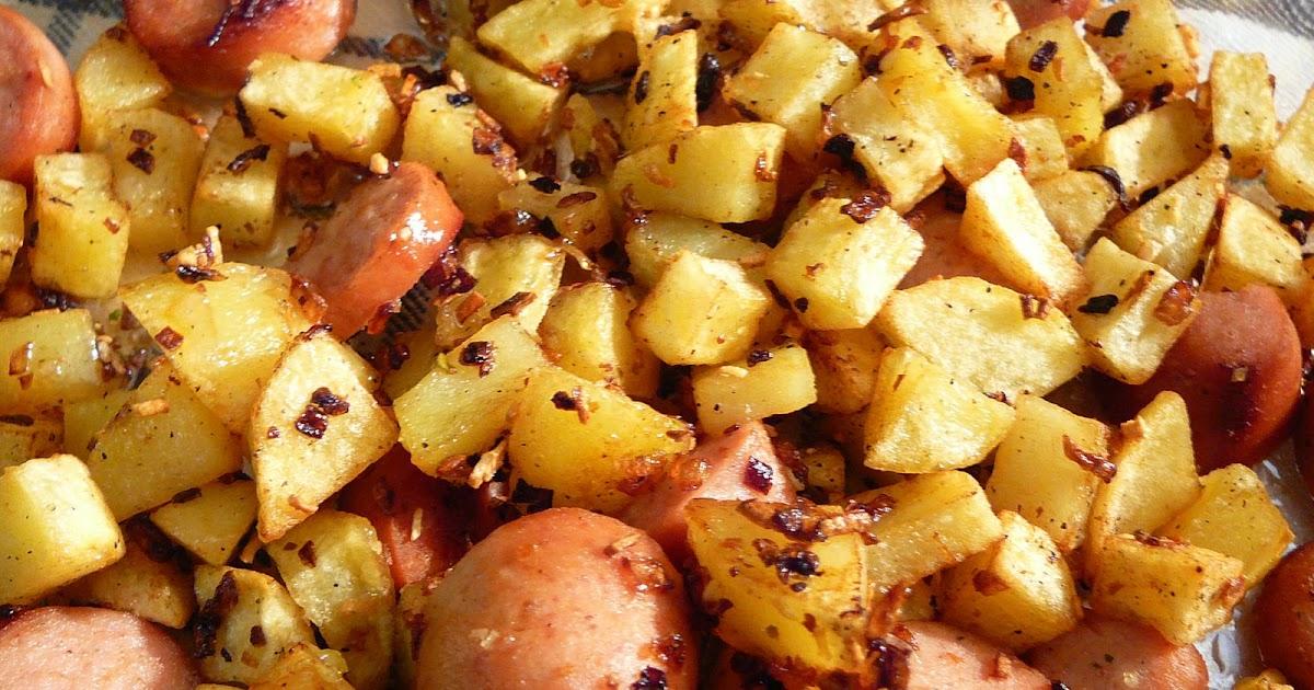 Bombay bruxelles saut de pommes de terre aux cervelas - Commis de cuisine bruxelles ...