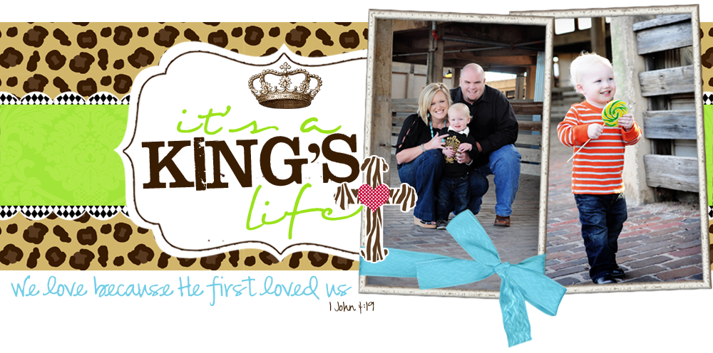 The King Family Blog