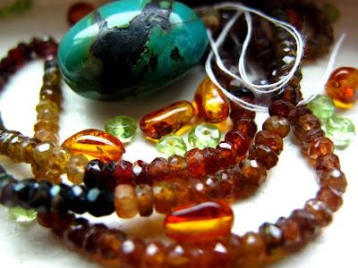 gemstones gems turquoise spinel amber peridot