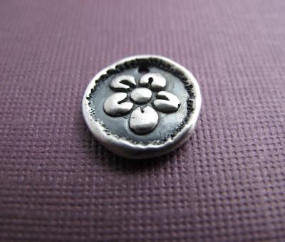 silver plum blossom charm jewelry bracelet