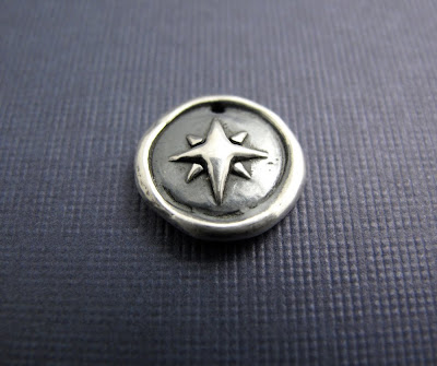 silver midnight north bethlehem star charm jewelry