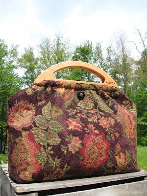 green mountain knitting bags