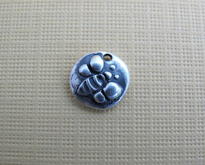 silver charm baby jewelry bee new mother