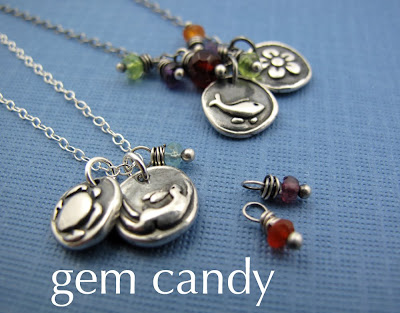 wire wrapping gems hint jewelry