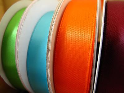 multicolored ribbon photo