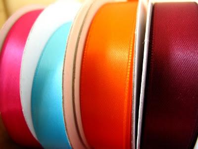colored ribbon photo