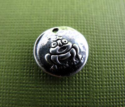 princess frog prince silver charm disney jewelry