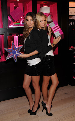 Victoria's Secret Models promoting in SoHo/></a></div><br /> <div class=