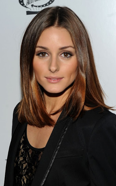 Olivia Palermo out at a screening of