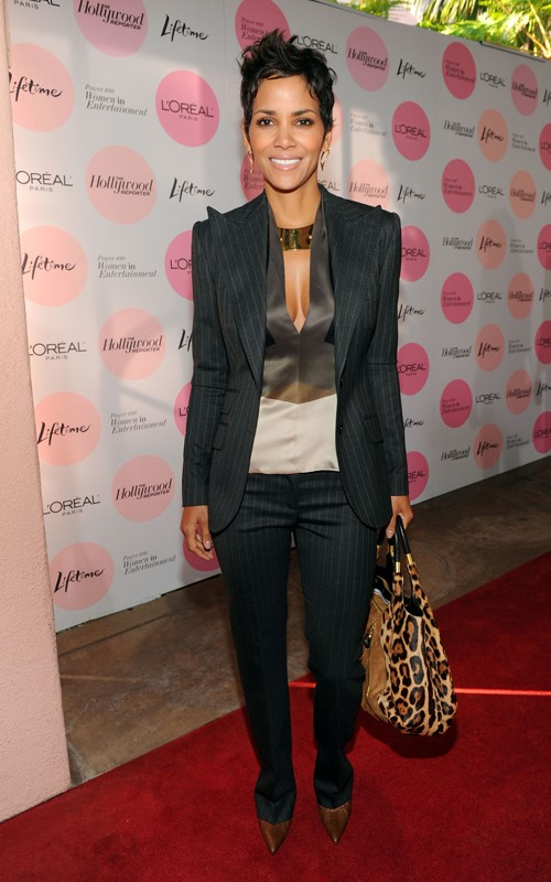 Halle Berry at The Hollywood Reporter's Power 100: Women In Entertainment Breakfast