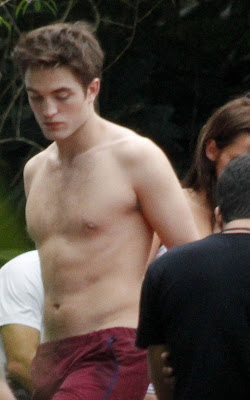 Robert Pattinson Up For Auction Pics