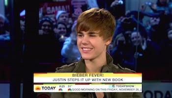 Justin Bieber Cuts His Hair Photos