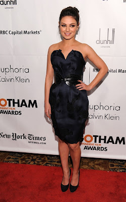 Mila Kunis at the Gotham Independent Film Awards Pics