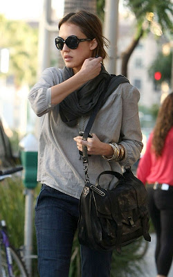 Jessica Alba out and about in Beverly Hills