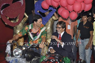 Akshay Kumar Performs at the Big Star Entertainment Awards