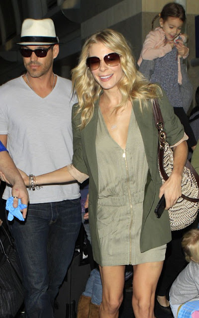 LeAnn Rimes jetting to Mexico with Eddie Cibrian