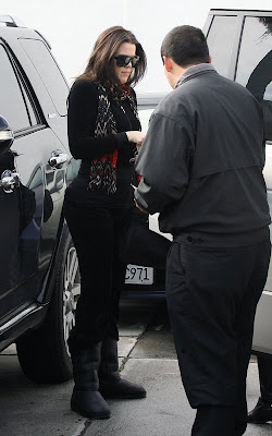 Khloe Kardashian out shopping in LA