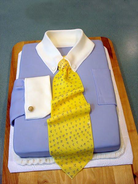 Cake Design Shirts : CAKE Creative Co.: father s day fun: shirt & tie cake