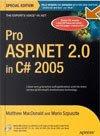 Pro ASPNET with C#