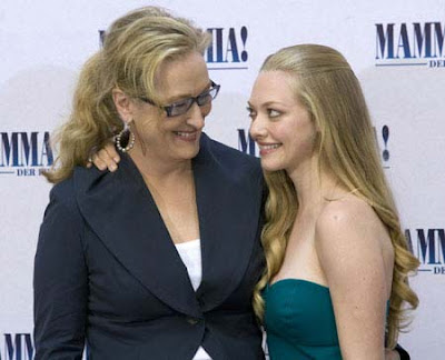 "May 27, 2004 was proclaimed ""Meryl Streep Day"" by Manhattan Borough"