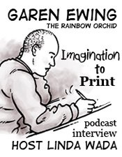 Interview with Garen Ewing The Rainbow Orchid Creator and Author