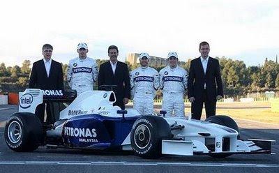 BMW-Sauber F1-09