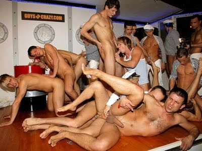orgy bedroom amateur gay