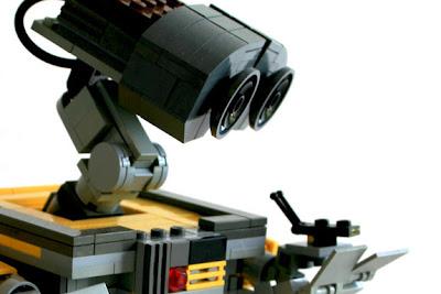 Angus MacLane's LEGO WALL-E