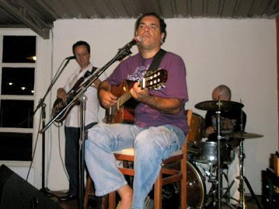 Pedro Vieira e banda