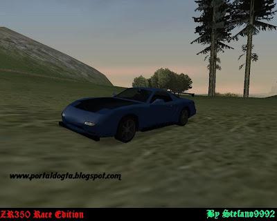 ZR 350 Race