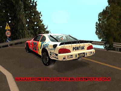 Nascar Pontiac Tide 32