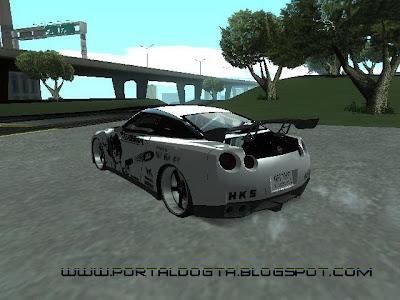 nissan skyline r35. Nissan Skyline R35 GTR Photo