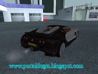 Bugatti EB 16-4 Veyron Concept 2004 - PORTAL DO GTA