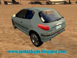 SA - Peugeot 206