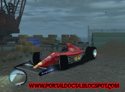 -Ferrari Formula 1 - PORTAL DO GTA