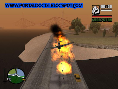 Cleo3 Air Strike - PORTAL DO GTA