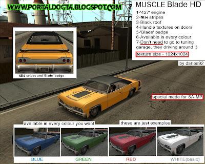 Muscle Blade HD