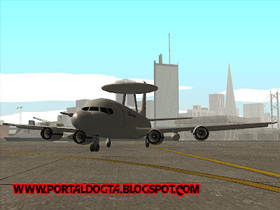 E-500 AWACS