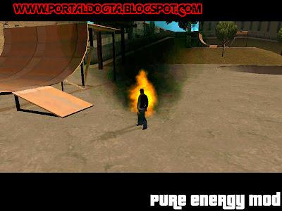 Cleo 3 Pure Energy Mod (8 poderes especiais)